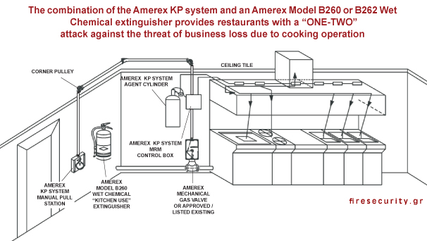 Amerex Kitchen Protection