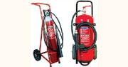 Πυροσβεστήρες Τροχήλατοι