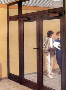 Πόρτες Πυρασφαλείας Γυάλινες